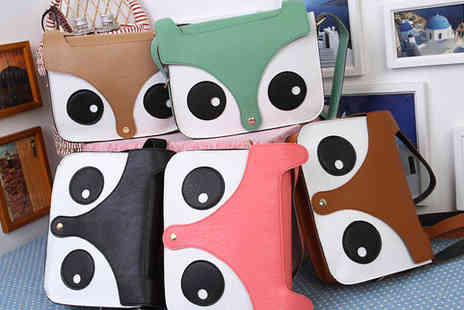 Fab Shopper - Retro Owl Satchel Bag  - Save 60%