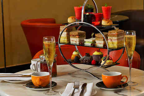 Millennium Hotel - Traditional Afternoon Tea with a Bellini  - Save 41%