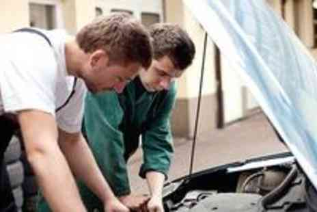 AP Autocentre - Full MOT and service with an oil change - Save 75%