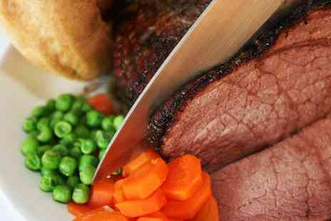 WOW Bar - Sunday Lunch and Soft Drink for Two  - Save 0%