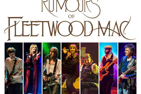 Cole Music Productions - Tickets to Rumours of Fleetwood Mac Tribute Concert Tour - Save 20%