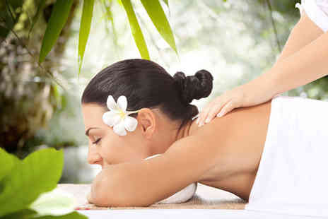 London Ladies -  90 minute pamper package including a choice of five treatments, hot drinks and chocolates - Save 73%