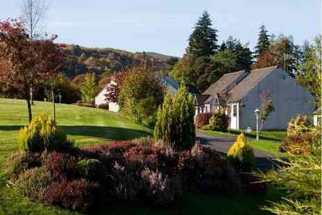 Moness Resort - Luxury self catering Perthshire break for four - Save 41%