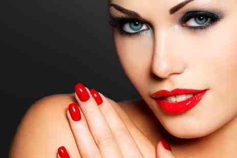 Be Gorgeous Salon - Shellac Manicure, Pedicure or Both  - Save 0%