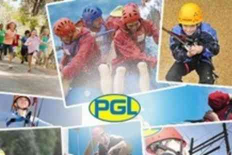 PGL Holidays - Seven Night Childs Easter Half Term Adventure Holiday - Save 51%