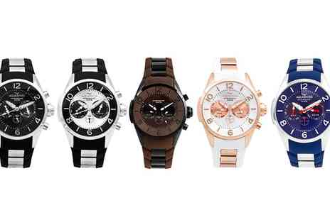 AQS Brand Inc - Aquaswiss Swiss Movement Trax 5H Collection Watches  With Free Delivery - Save 85%