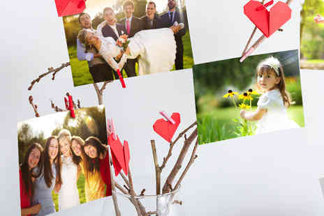 TRUPRINT - A Choice of 200 or 500 6x4 Inch or 7x5 Inch Photo Prints Including Delivery - Save 74%