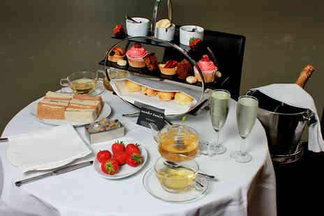 Number Twelve Restaurant - Traditional Afternoon Tea with Optional Prosecco for Two - Save 52%