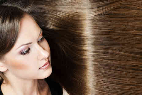 Joseph Elliott - Luxury Ladies Hair Cleanse and Cut with Colour Services Options for One  - Save 56%