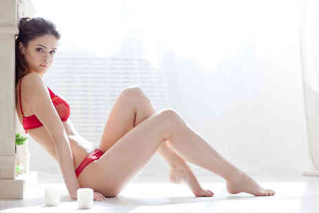 Tantalizing Spa - Half leg wax plus an extended bikini line wax Victoria feel silky smooth - Save 63%