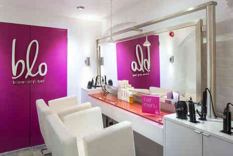 Blo - Signature blo out blow dry Covent Garden  get celeb worthy hair - Save 43%