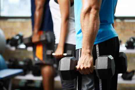 Iron Workshop - One Month Gym Membership - Save 55%