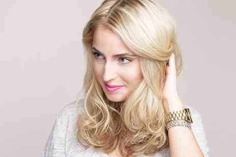 Star Salon  - Cut, Wash and Finish with Half Head Foils or Root Tint  - Save 67%