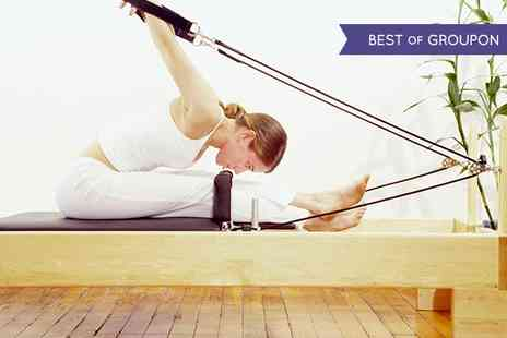 Fitness Fusions - Reformer Pilates Classes - Save 89%