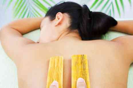 Adriana Dressler Massage Therapist - One Hour Bamboo Massage   - Save 60%