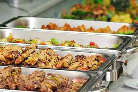 The Venue Cuisine - International Lunch Buffet for One - Save 28%