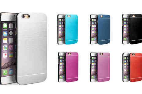 simplyproductsuk - Ultra thin Aluminium Smartphone Case - Save 78%