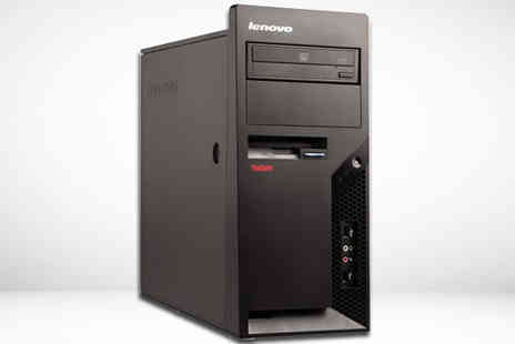 JMTech - Lenovo Gaming Computer Tower with Windows 7 - Save 56%