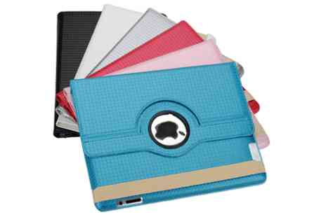 Fish called Geoff - iPad Case for iPad 2/3/4 or iPad Mini in 6 Colours - Save 83%