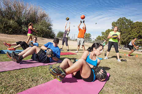Brothers Boot Camp - All inclusive three day bootcamp  - Save 69%
