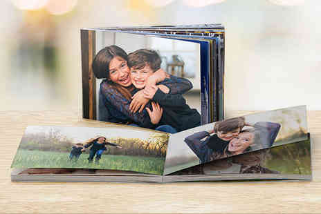 "Display Your Memories - Snapfish 20 Page 6""x4"" Photo Book - Save 83%"