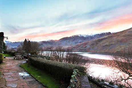 The Haweswater Hotel - One or two Night Stay Escape to Haweswater with a break for two - Save 34%
