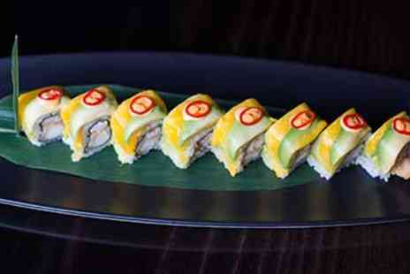 Buddha Bar - Sushi and Sake Masterclass - Save 42%