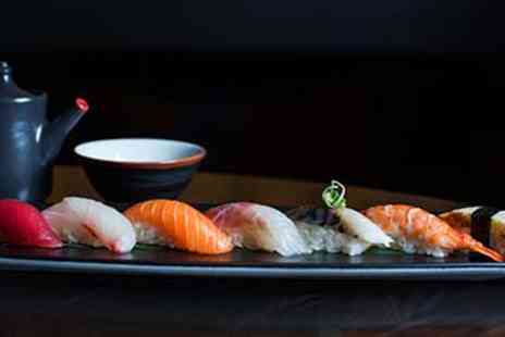 Buddha Bar - Sushi and Sake Masterclass for Two  - Save 42%