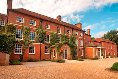 Bartley Lodge Hotel - Two Nights Escape for Two Including a Cooked Breakfast - Save 40%