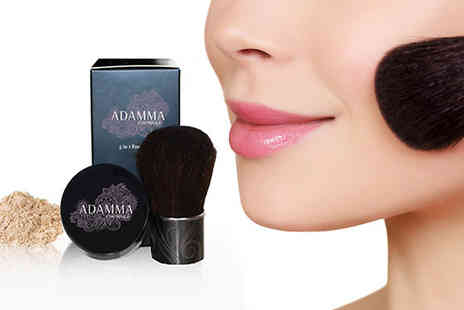 Adamma Beauty - 5 in 1 Mineral Makeup Bronzer, Foundation, Concealer, Skin Tone Corrector & SPF - Save 64%