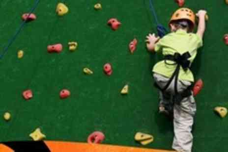 Alter Rock Climbing Centre - Two Junior or Youth Club Climbing Sessions Plus Registration - Save 60%