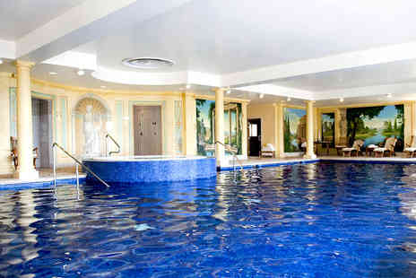 Danesfield House Hotel & Spa - Decadent Spa Experience with Lunch - Save 50%