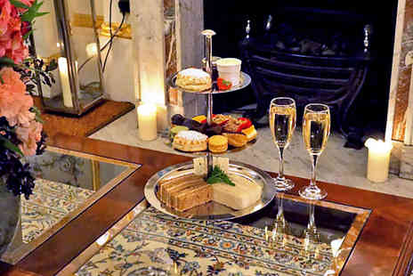 The Colonnade Hotel - Champagne Afternoon Tea in Little Venice for Two - Save 55%