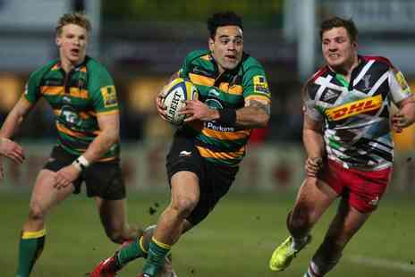 Northampton Saints Rugby - Ticket to Rugby Saints v Scarlets match on 14 November - Save 30%