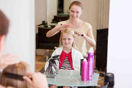 Aura Hair Studio - Birthday Pamper Party for Children  - Save 59%