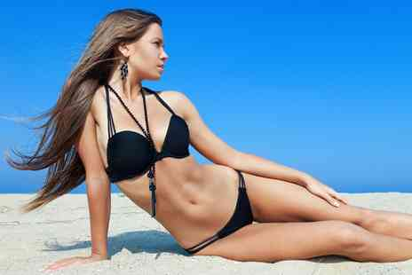 Shabby To Chic - Three Sessions of IPL Hair Removal on a Small, Medium or Large Area  - Save 78%