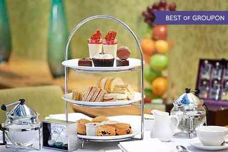 Tiger Green Restaurant  - Chocolate Afternoon Tea For Two With Champagne  - Save 43%
