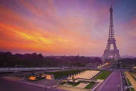 Eurostar - Paris Day trip For One With Eurostar Ticket and River Cruise - Save 0%