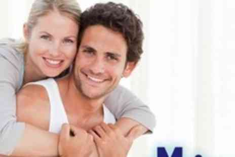 Meri Med Beauty  - One Hour Laser Teeth Whitening - Save 78%