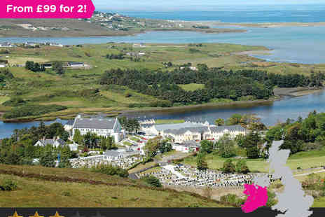 Ostan Loch Altan - Two Night Stay for Two With Daily Full Irish Breakfast - Save 0%
