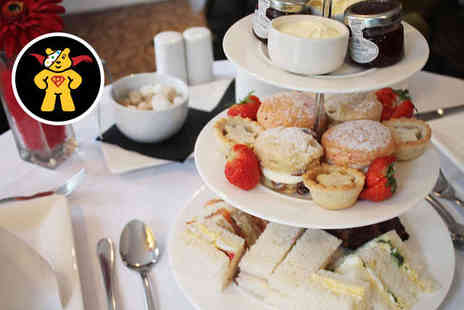 The Portland Hotel - Festive Afternoon Tea for Two  - Save 0%