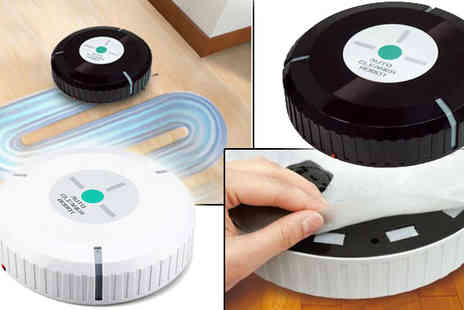 HK J and Y International Trading - Smart Robot Floor Sweeper - Save 70%