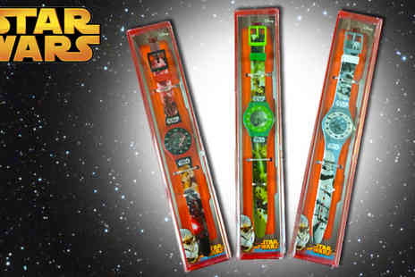 CFS Trading - Star Wars Watches - Save 50%