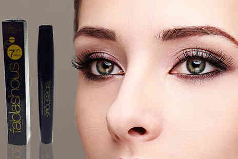 Forever Cosmetics - One or Two Fablashous Lash Serum Mascara - Save 77%