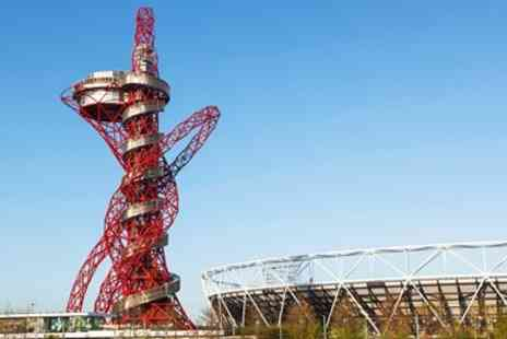 Cofely Workplace - Climb the ArcelorMittal Orbit in 2012 Olympic Park - Save 30%