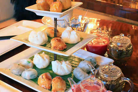 The Crazy Bear - Dim Sum Tea Party with a Cocktail - Save 52%