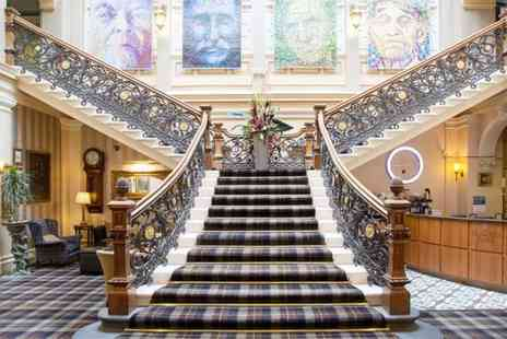 Royal Highland Hotel - Overnight stay for Two including daily breakfast  - Save 37%