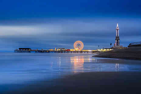 The New Osborne Hotel - Two, Three or Four nights Blackpool break for two including breakfast - Save 50%
