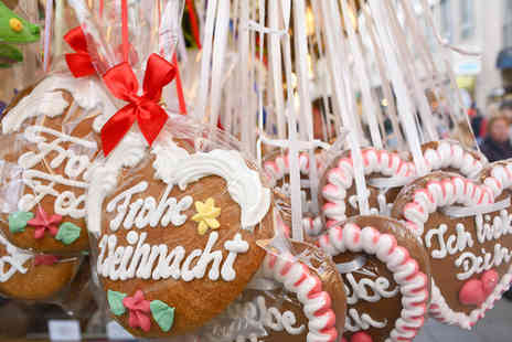 North East Markets - Entry for two to the Team Valley Christmas Market - Save 0%
