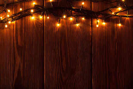 The Sharper Edge -  60 White Solar String Lights   - Save 60%